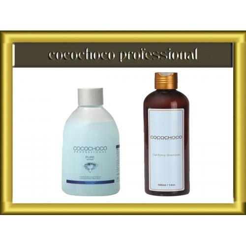 Cocochoco BASIC PURE set