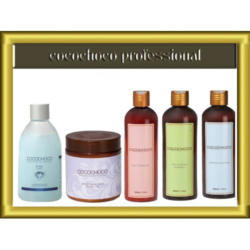 Cocochoco PREMIUM PURE PLUS set